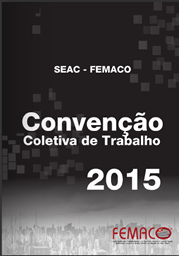 Convenção Coletiva Seac 2015