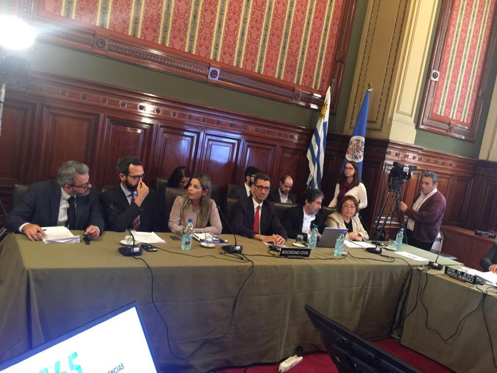 Centrais sindicais apresentam denúncia contra a reforma trabalhista na OEA