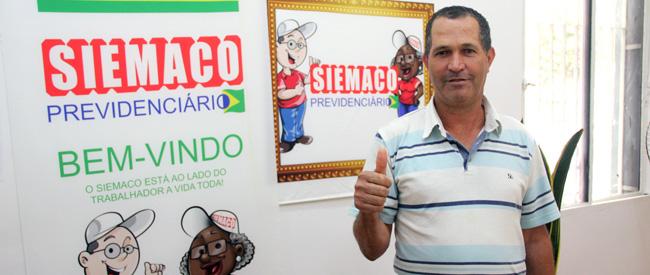 Coletor conquista aposentadoria especial e integral graças à iniciativa e respaldo do Siemaco