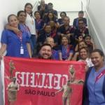 Cipa consolida representação do Siemaco SP entre os trabalhadores da Sodexo da GE Bandeirantes
