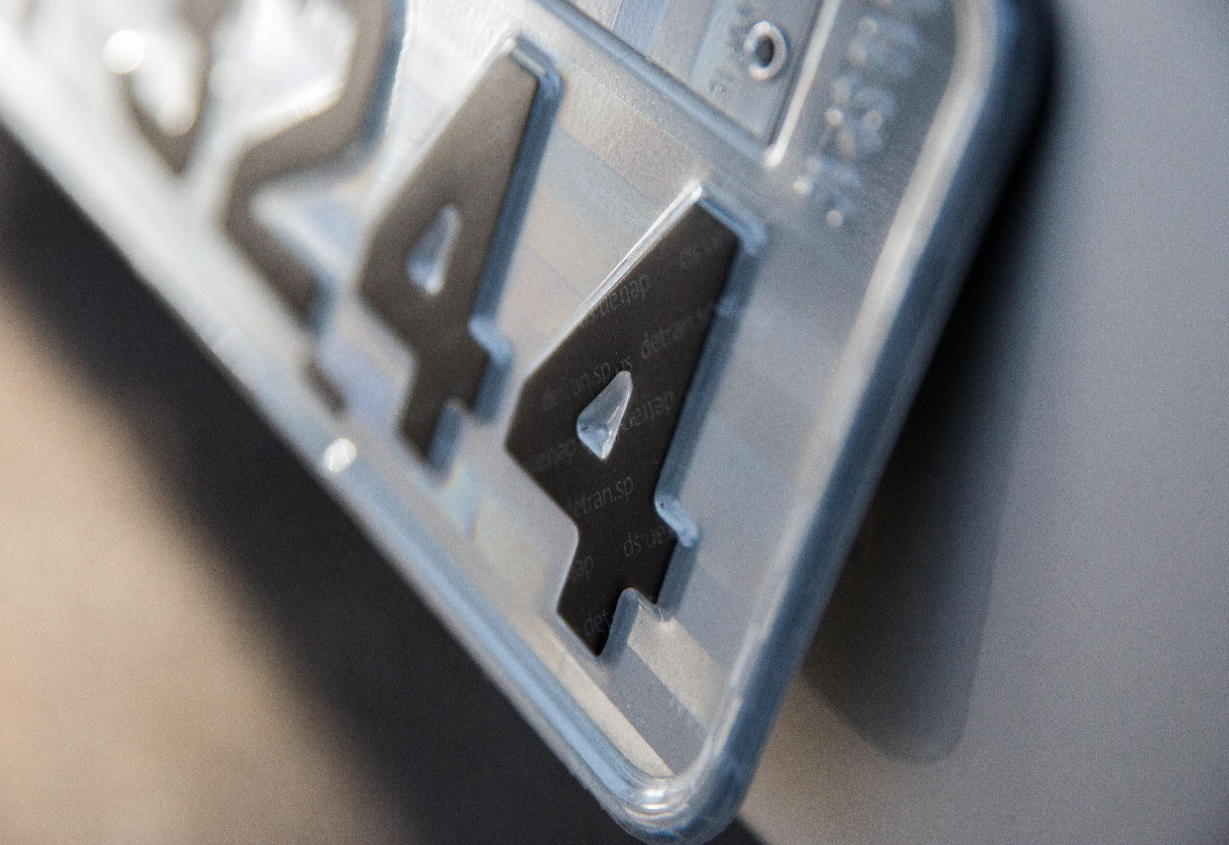 Licenciamento: julho é o mês dos veículos com placas final 4
