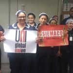 Trabalhadores da limpeza do Citybank definem a Comissão Interna de Prevenção de Acidentes 2018-2019