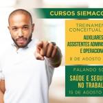Siemaco ABC segue oferecendo cursos para a categoria