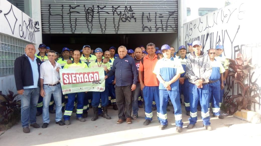 Após Paralisação, contrato da Limpeza Urbana de Mauá é estendido por 90 dias