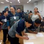 Nova escala de trabalho é aprovada pela equipe da limpeza do Hospital Vila Santa Catarina