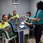 Van da Saúde do Siemaco SP faz exames gratuitos em trabalhadores da Trevo Ambiental