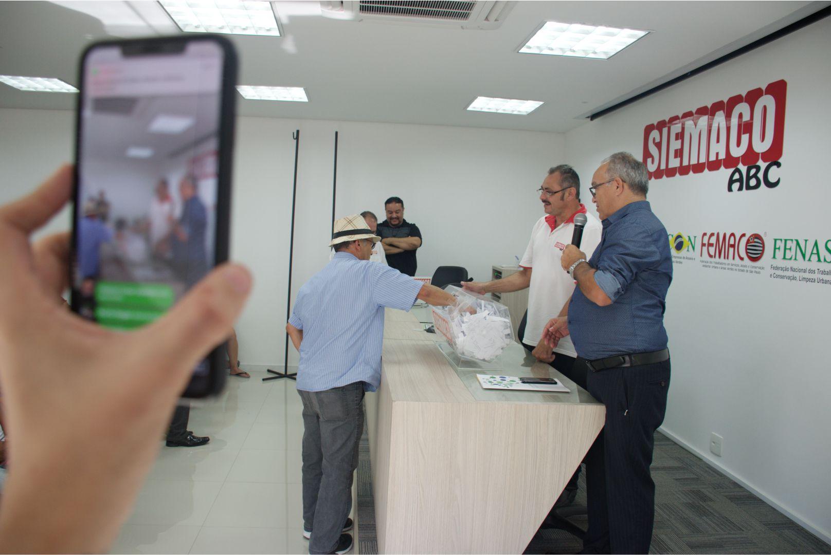 3359e3693a6 Siemaco ABC promove segundo sorteio com transmissão ao vivo pelo Facebook