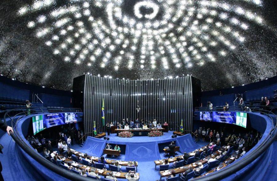 Senado vai escolher hoje integrantes da Mesa Diretora