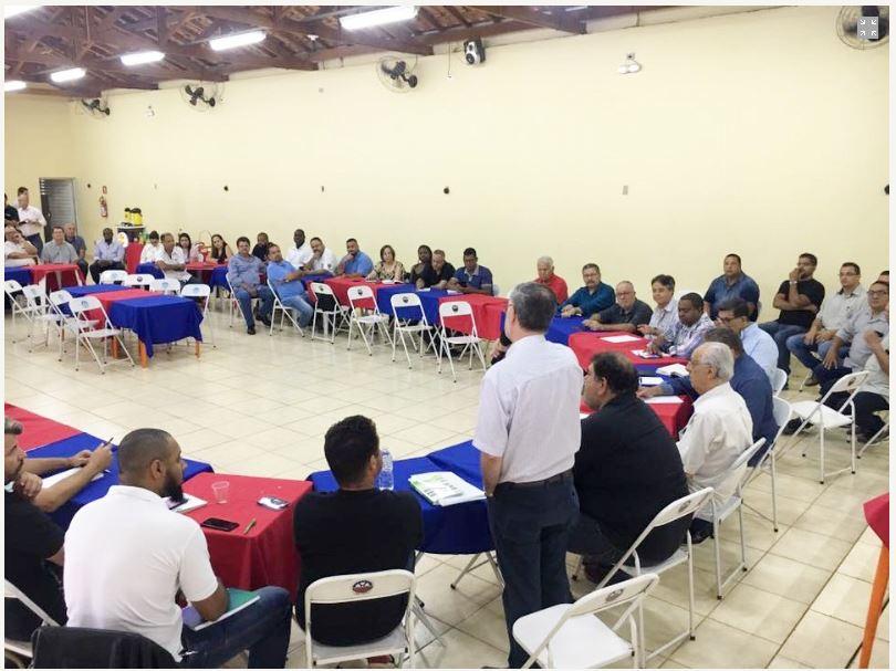 Siemaco Piracicaba participa do Seminário de Formação promovido pelo CONESPI