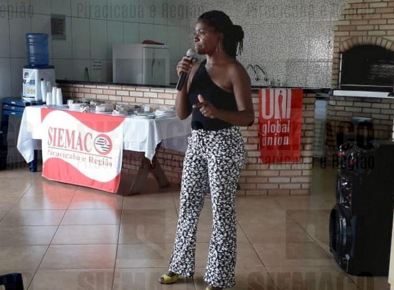 SIEMACO PIRACICABA Promove o Primeiro Café Trabalhista em Santa Gertrudes