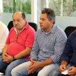 Consórcios ganhadores da varrição na capital são recebidos pelo SIEMACO-SP na sede do sindicato