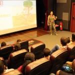 SIEMACO-SP faz evento de confraternização e assembleia com trabalhadores de Áreas Verdes