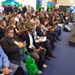 SIEMACO-SP marcou presença na HigiExpo, com palestra sobre operações de limpeza