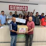 Siemaco ABC divulga lista dos sorteados em 30 de Agosto