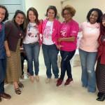 SIEMACO-SP faz rodada de palestras sobre a conscientização do câncer de mama nos sindicatos de Guarulhos e ABC