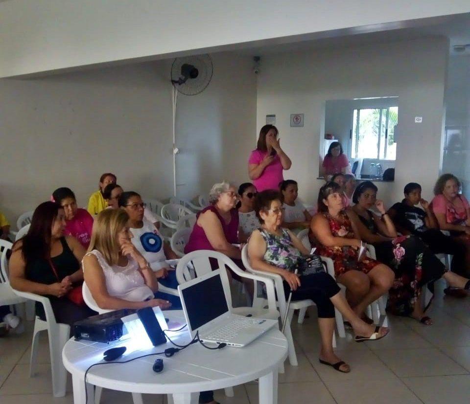 Siemaco Guarulhos realiza palestra no condomínio Único
