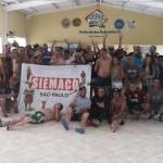 Coletores da Loga Vila Maria organizam confraternização, apoiados pelo SIEMACO-SP