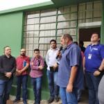 Trabalhadores da limpeza urbana são recontratados por nova prestadora em Itapevi