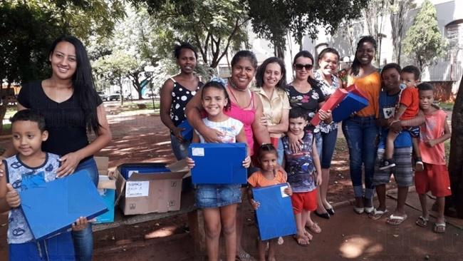 Siemaco Piracicaba encerra Campanha 2020 para entrega de Kit contendo material escolar básico