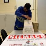 Siemaco Baixada Santista promove ajuda nas eleições de cipeiros da Terracom