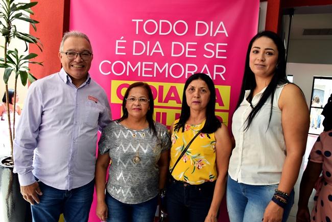 Siemaco ABC comemora o Dia das Mulheres em grande estilo