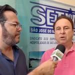 """""""Os trabalhadores das atividades essenciais não devem pagar pela crise"""", destaca SETH de São José do Rio Preto"""