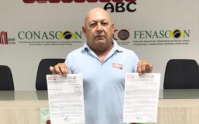 SIEMACO ABC intercede que Prefeitura de Santo André priorize vacinação e exames aos trabalhadores