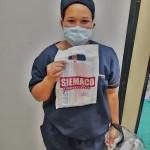 Siemaco Guarulhos entrega kits de higiene para trabalhadores do Hospital
