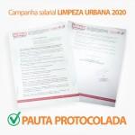 Siemaco Guarulhos protocola pauta da Campanha Salaria dos coletores de Guarulhos 2020