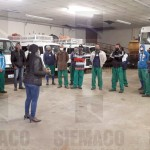 Siemaco Piracicaba realiza assembleia com trabalhadores da Demax Santa Barbara