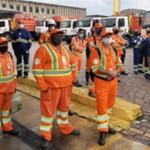 Cerimônia de encerramento da Sipat na Ecoss tem gincana e entrega de brindes aos trabalhadores