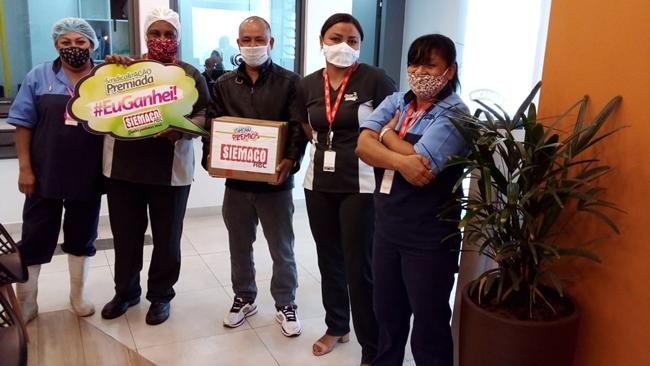 Mesmo com o avanço da pandemia, o Siemaco ABC continua atuando em prol aos trabalhadores