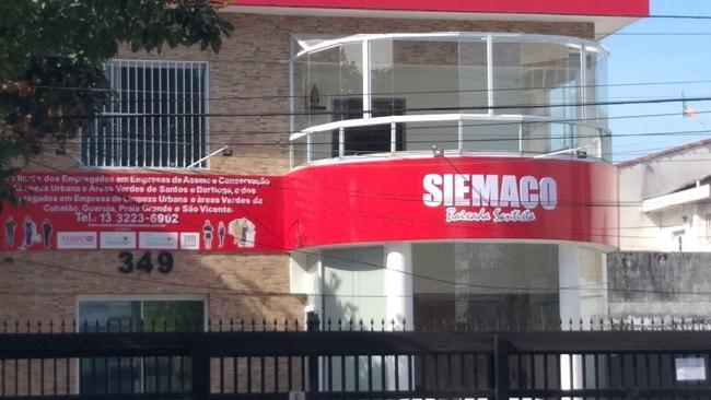 Siemaco Baixada Santista solicita prioridade na vacinação dos trabalhadores do Asseio e Conservação