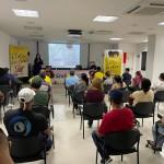"""""""Sua vida tem valor"""", SIEMACO ABC promove palestra sobre o Setembro Amarelo"""